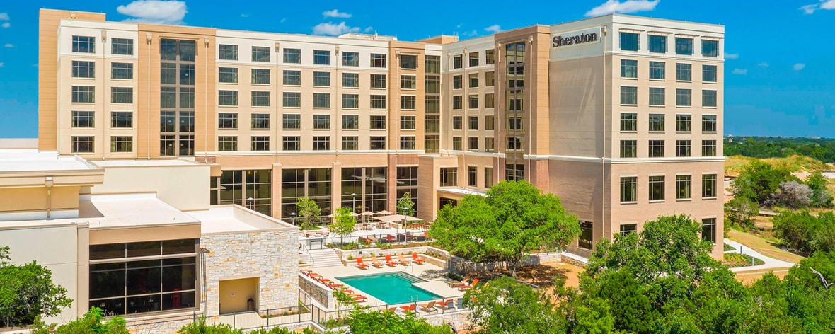 Hotel In Georgetown Sheraton Austin Georgetown Hotel Conference