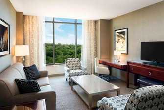 Park View Suite - Parlor