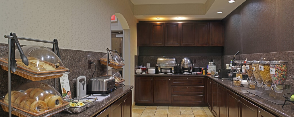 Killeen Texas Hotel Breakfast Buffet