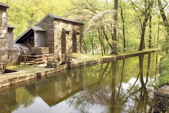 powder mill