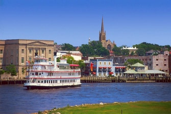 Cape Fear Riverboat Cruises