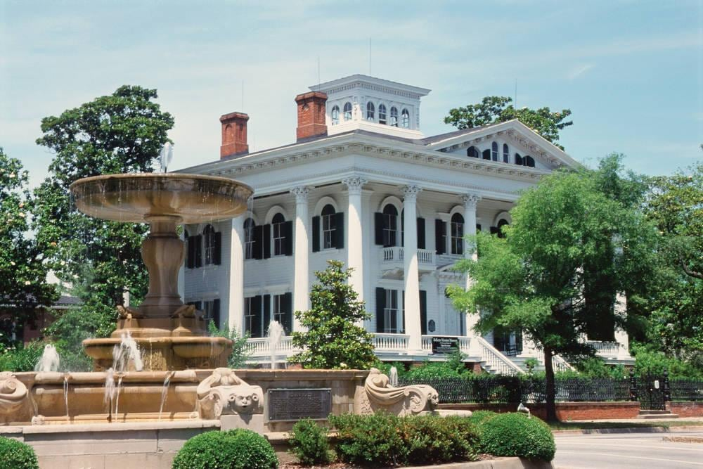 Bellamy Mansion – Wilmington Fairfield Inn