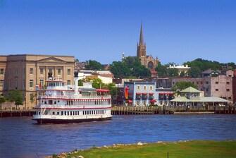 Riverboats – Wilmington Fairfield Inn