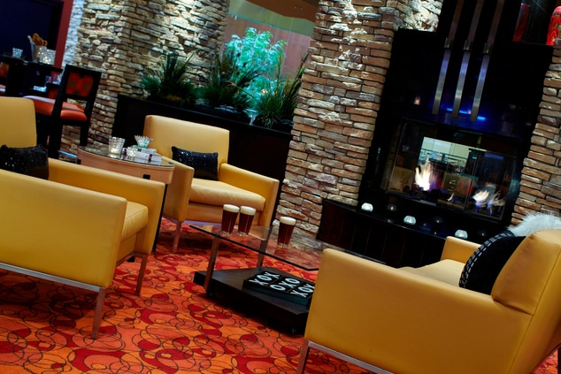 Grille 39 Fireplace