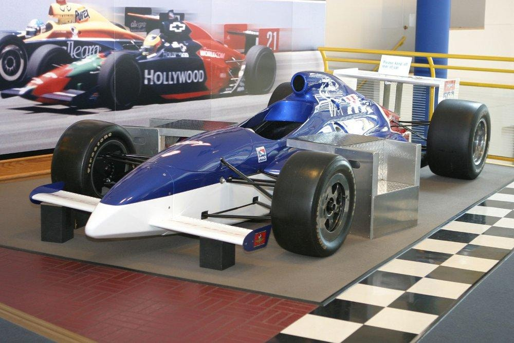 Children's Museum of Indianapolis – Racecar