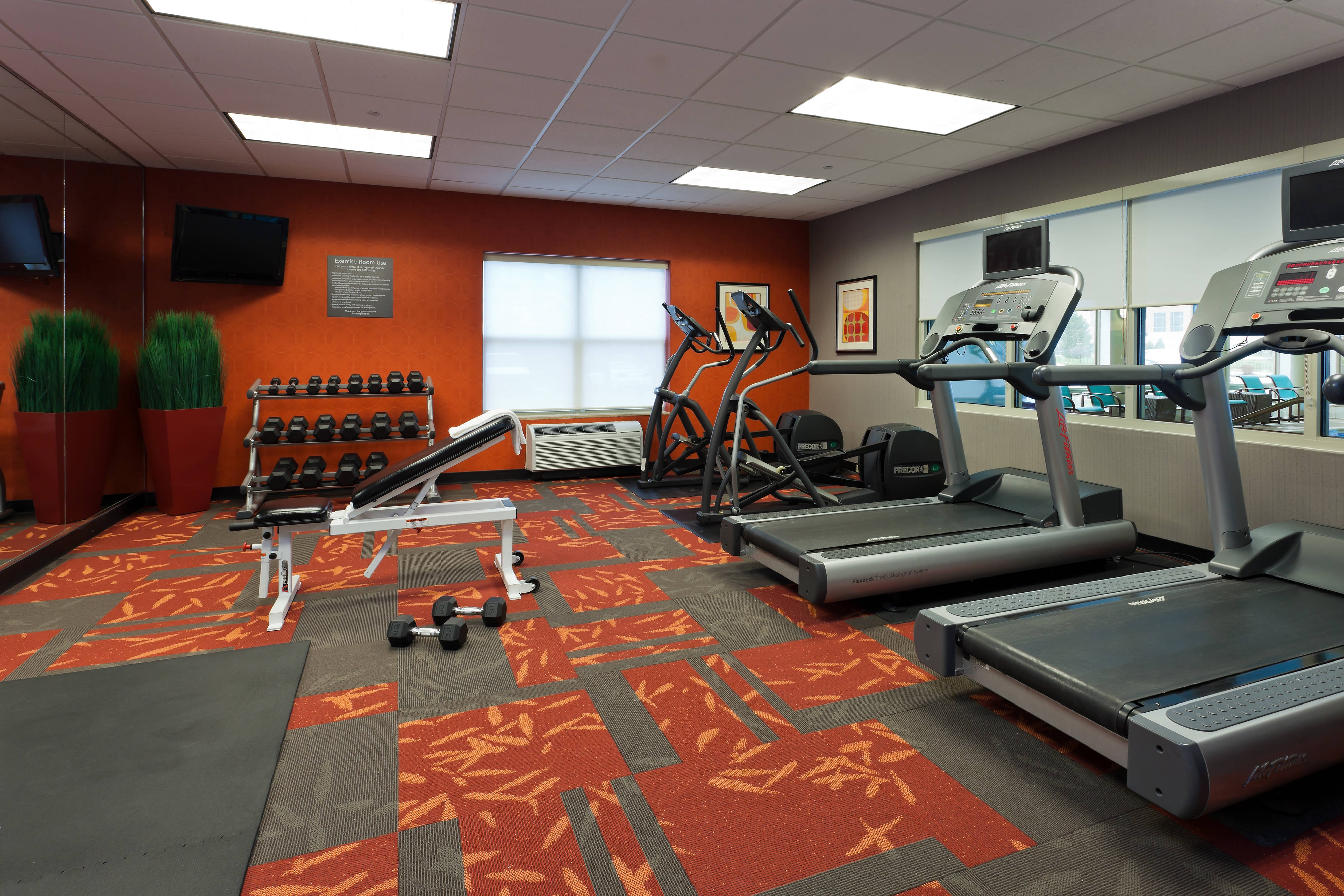 Residence Inn Carmel Fitness Center