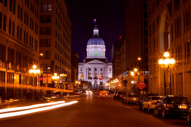 Indiana State Capitol Building
