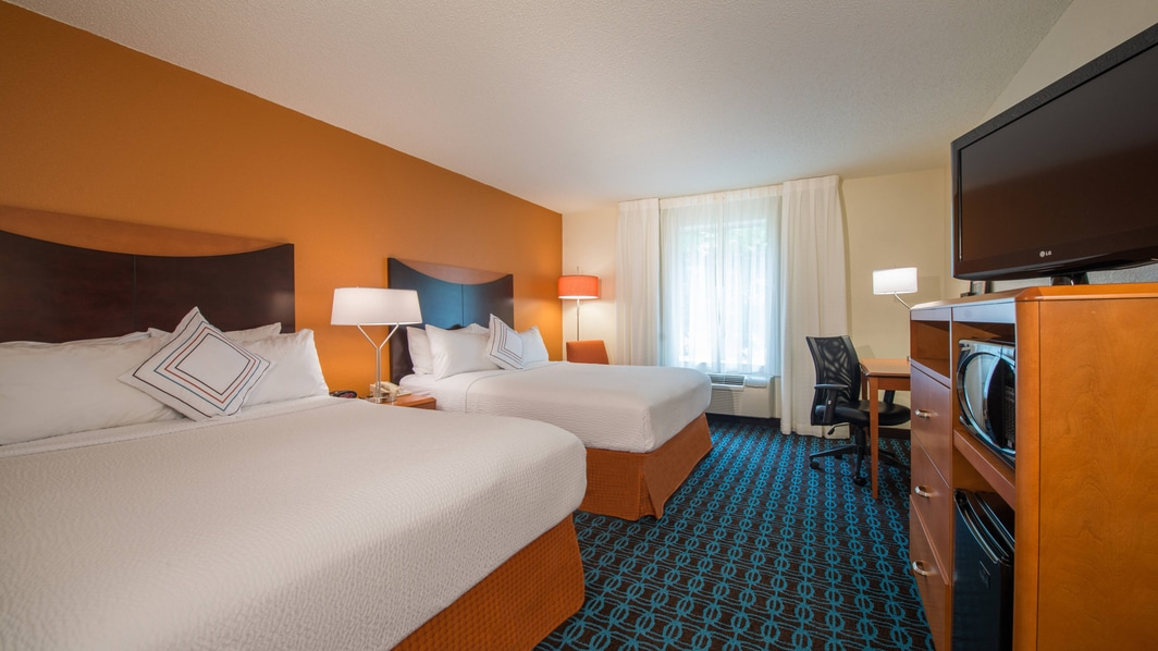 Hotels near Midwest Sports Complex