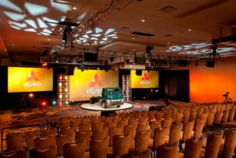 JW Marriott Indy Event Space