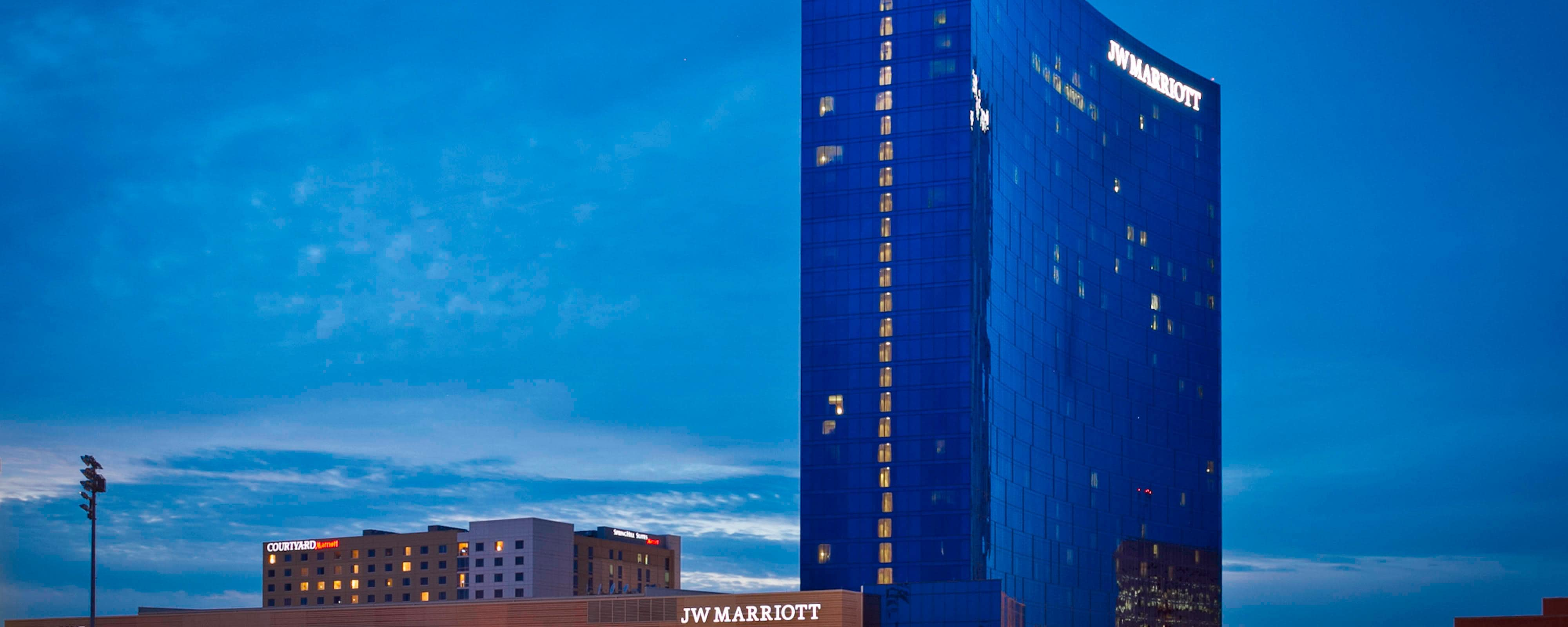 Luxury Hotels Downtown Indianapolis | JW Marriott Indianapolis on