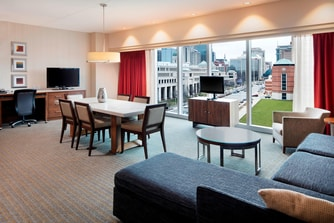 Jw Marriott Indianapolis Downtown Hotel Photos