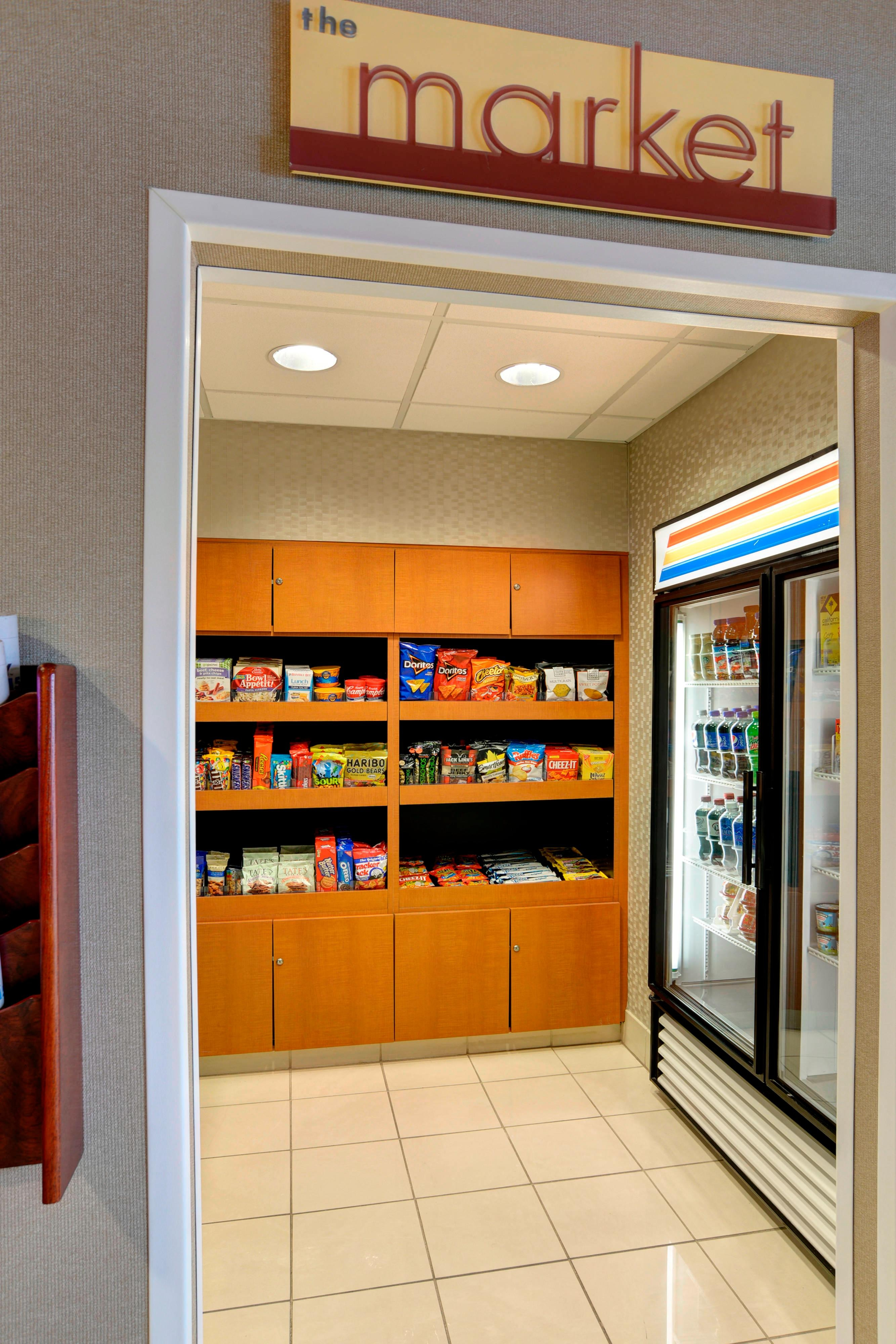 SpringHill Suites Terre Haute -The Market Convenience Shop