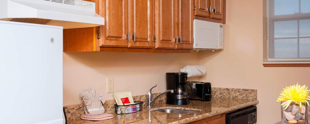 Suite de dos dormitorios - Cocina