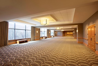 Grand Ballroom Pre-Function with Natural Light