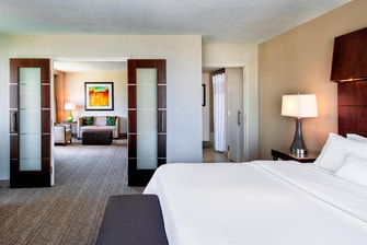 King Plaza Suite