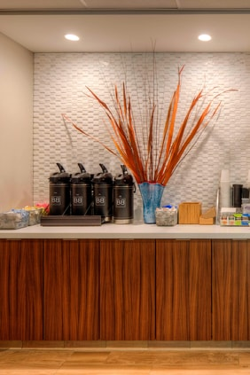 Coffee at the Fairfield Inn & Suites Winston Salem Downtown