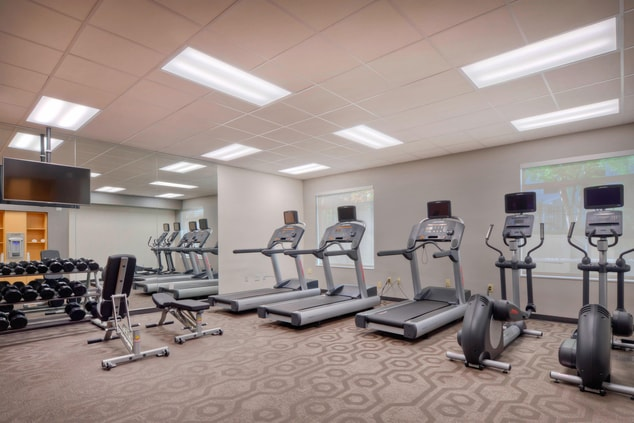 Fairfield Inn Winston-Salem Downtown Fitness Center