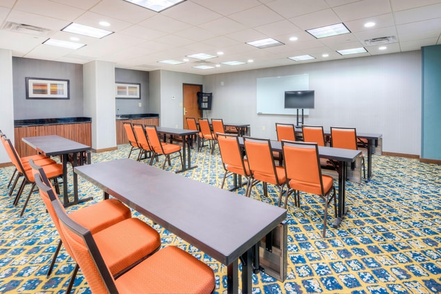 Fairfield Inn Winston-Salem Downtown Meeting Room