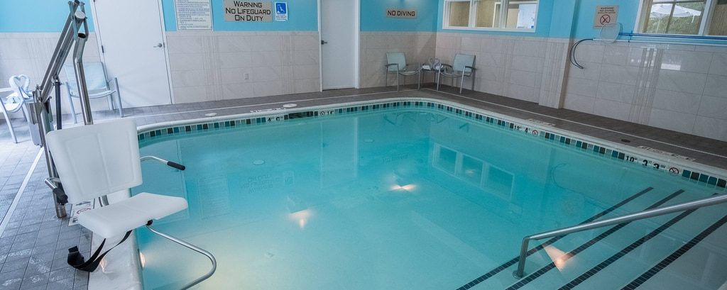 Recreation And Fitness Springhill Suites Winston Salem