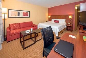 hotel room in winston-salem