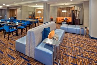 winston-salem hotel lobby