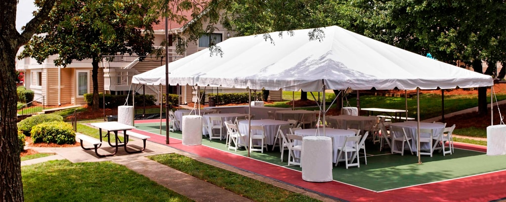 Winston Salem Outdoor Event Space