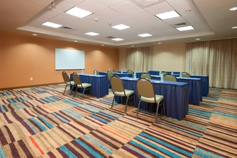 El Centro Hotel Meeting Room