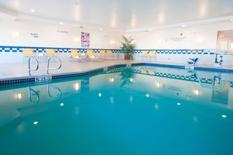 El Centro Hotel Indoor Pool