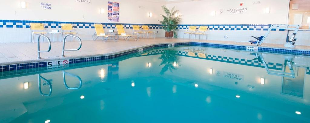 El Centro Hotel Indoor Pool