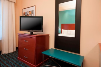 El Centro Hotel Suite Amenities