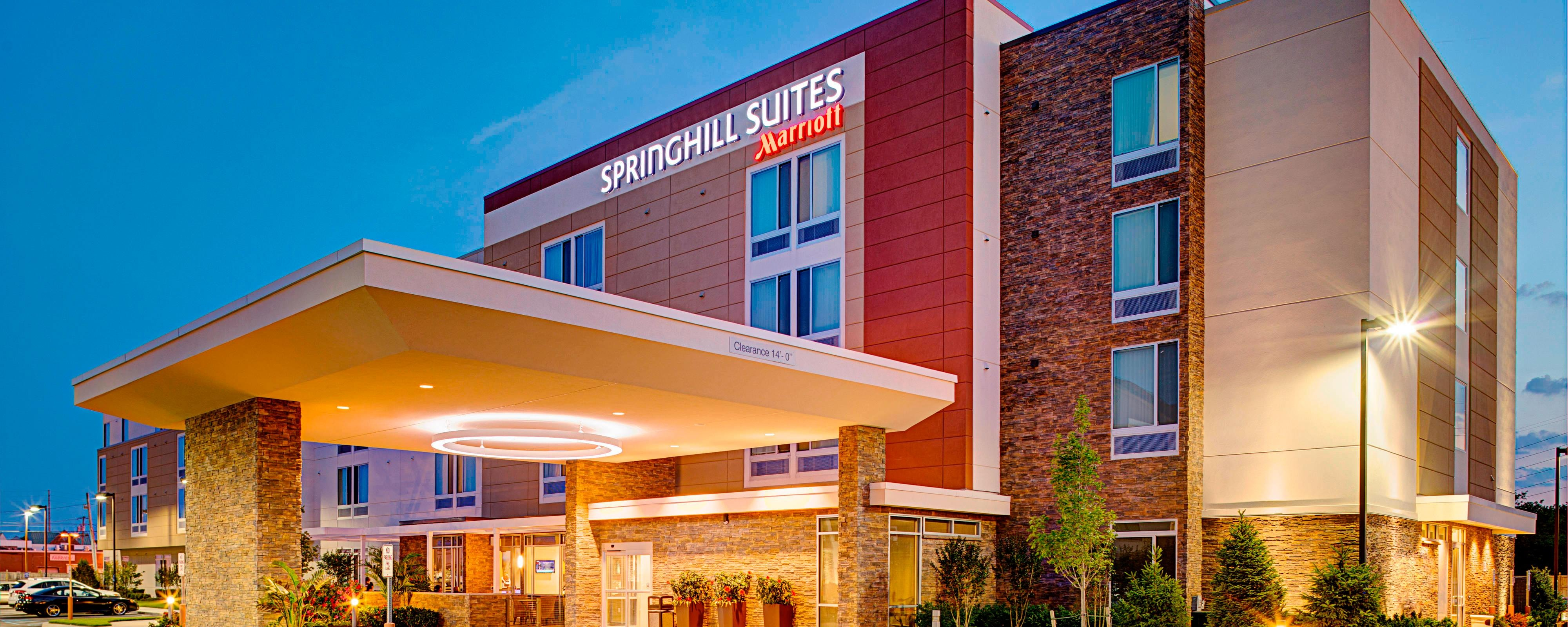 Garden City Ny Hotels Springhill Suites Carle Place