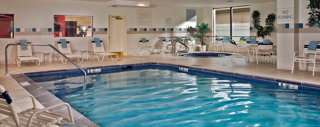 Long Island hotel indoor pool