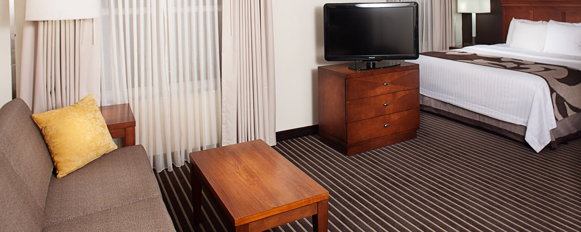 Long Island Hotelzimmer