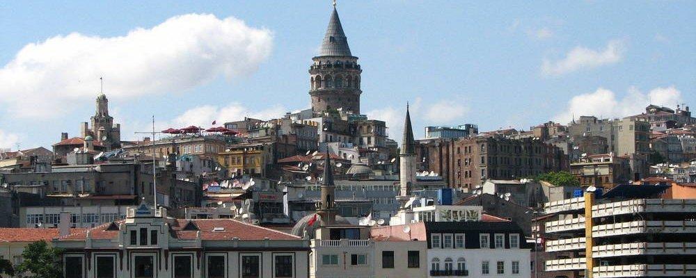 Tour de Galata à Istanbul, Turquie