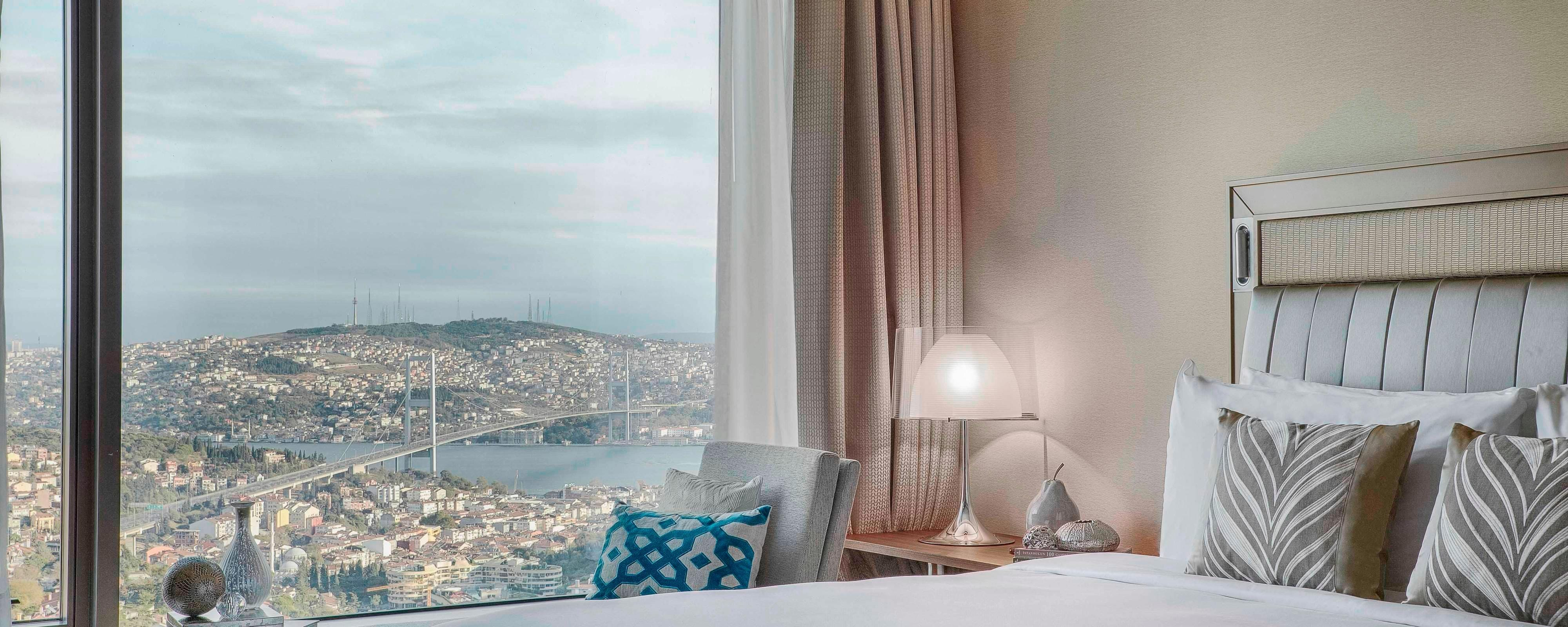 King Guest Room, Bosphorus View