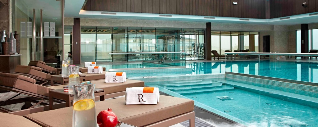 Istanbul hotel with swimming pool