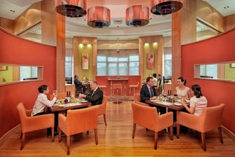 Oléo Pazzo Now Open at Courtyard Istanbul Airport