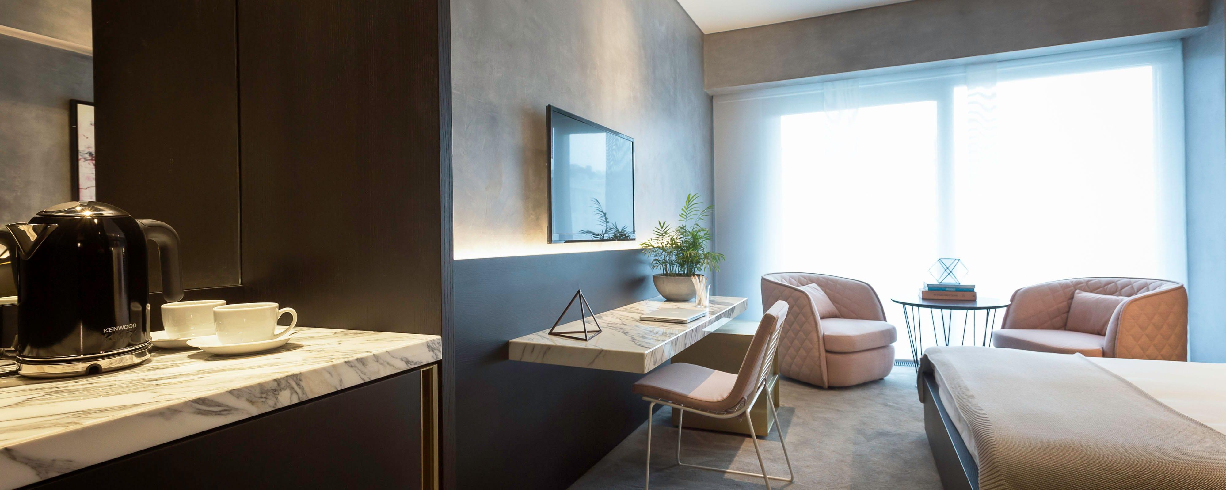 Superior Zimmer – Wohnbereich