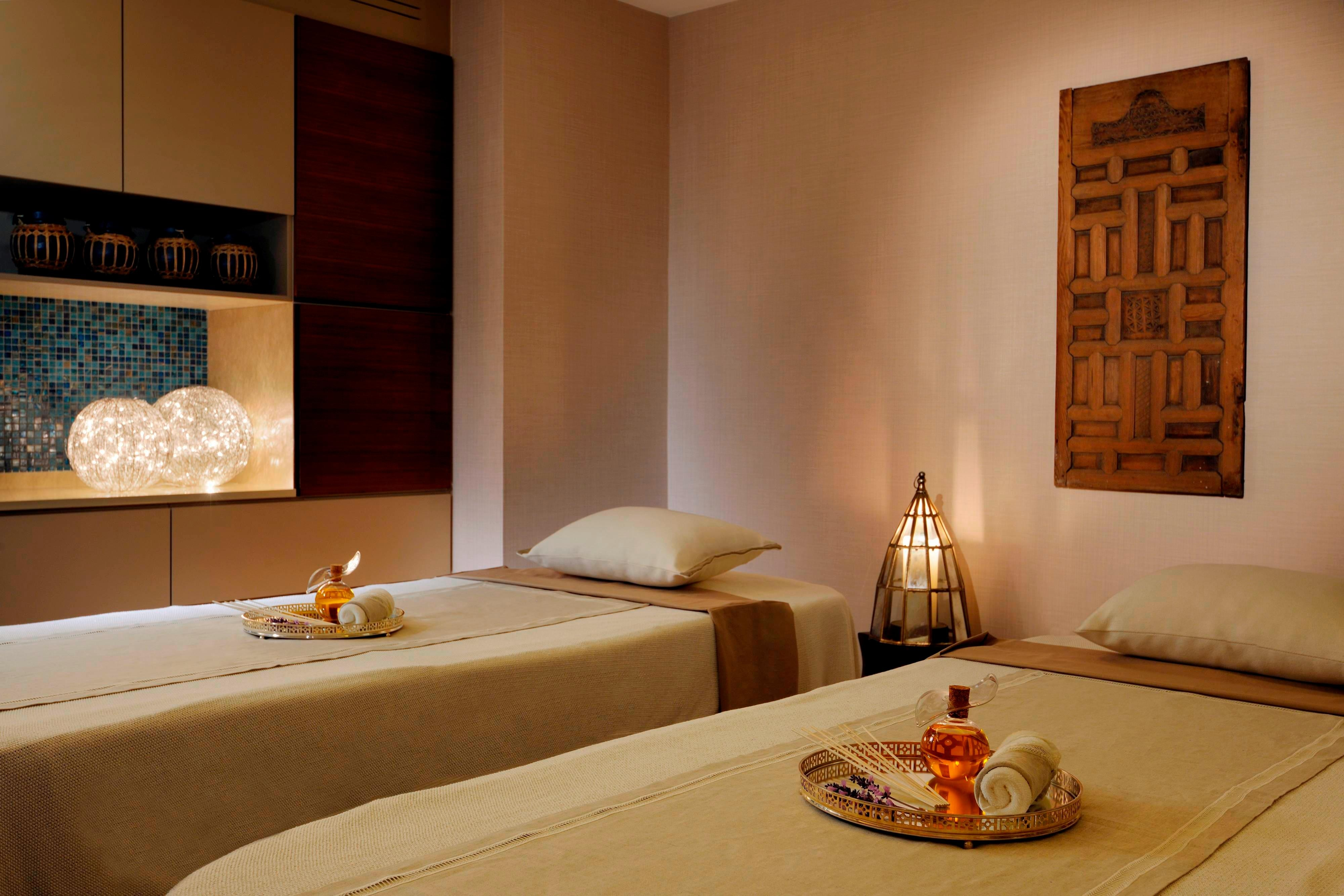 Istanbul spa room