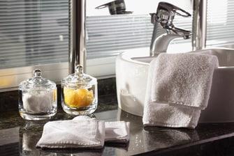 Istanbul Marriott Hotel Badezimmer