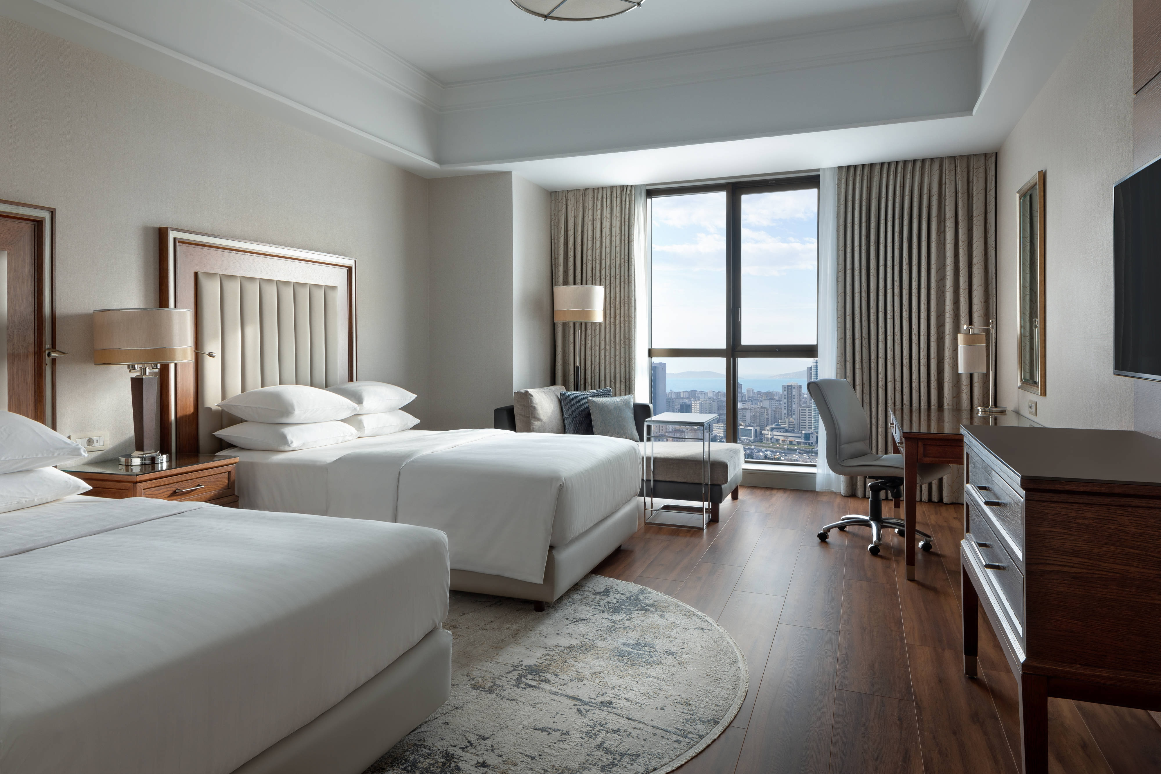 Double/Double Executive Guest Room