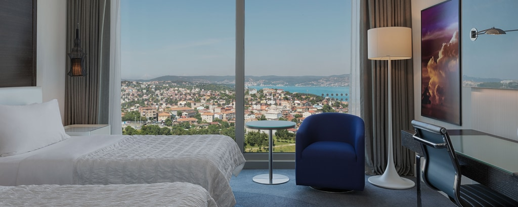 Bosphorus Room with Twin Bed