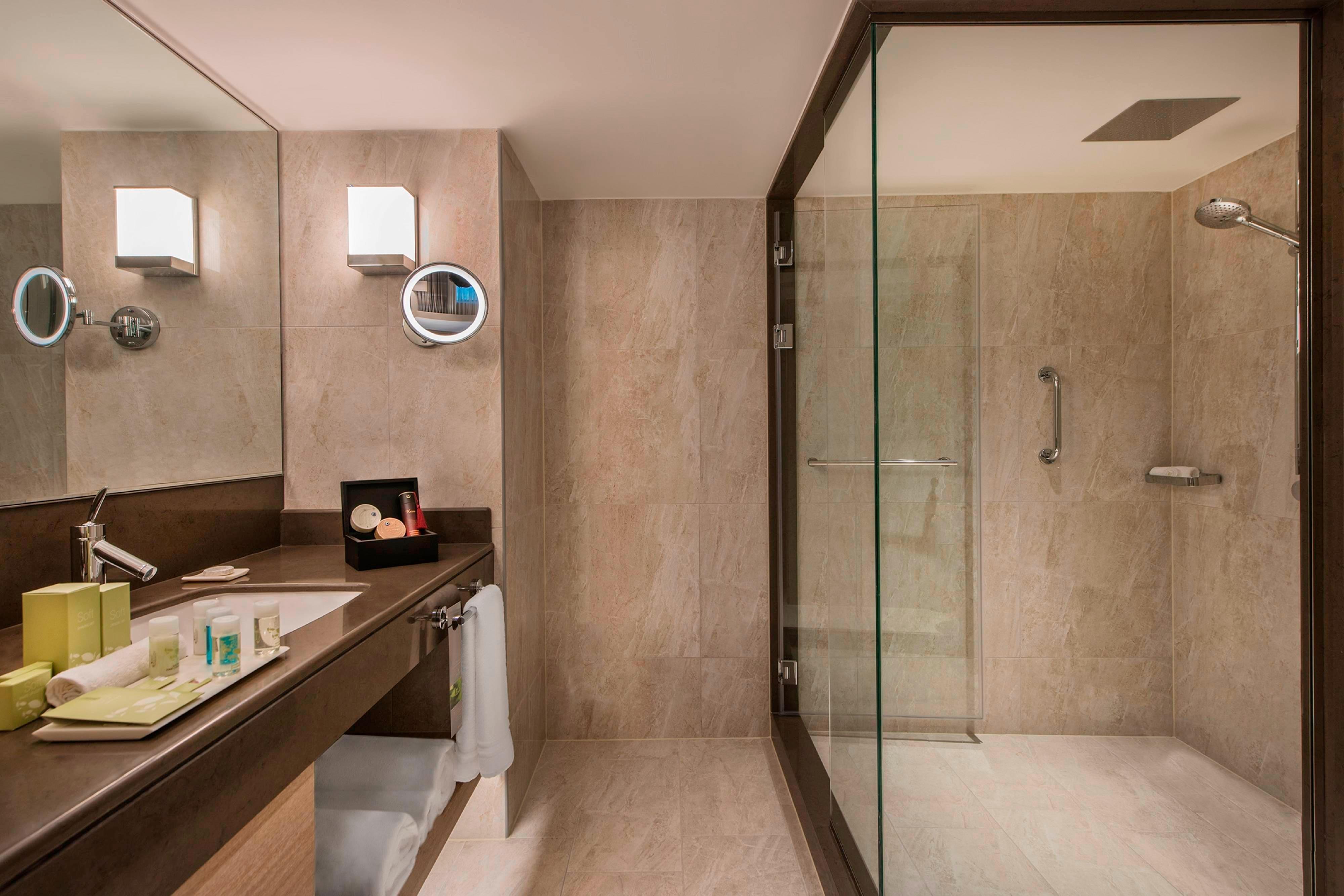 Suite familiale–Salle de bain