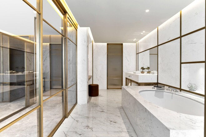 Cosmopolitan Suite - Bathroom