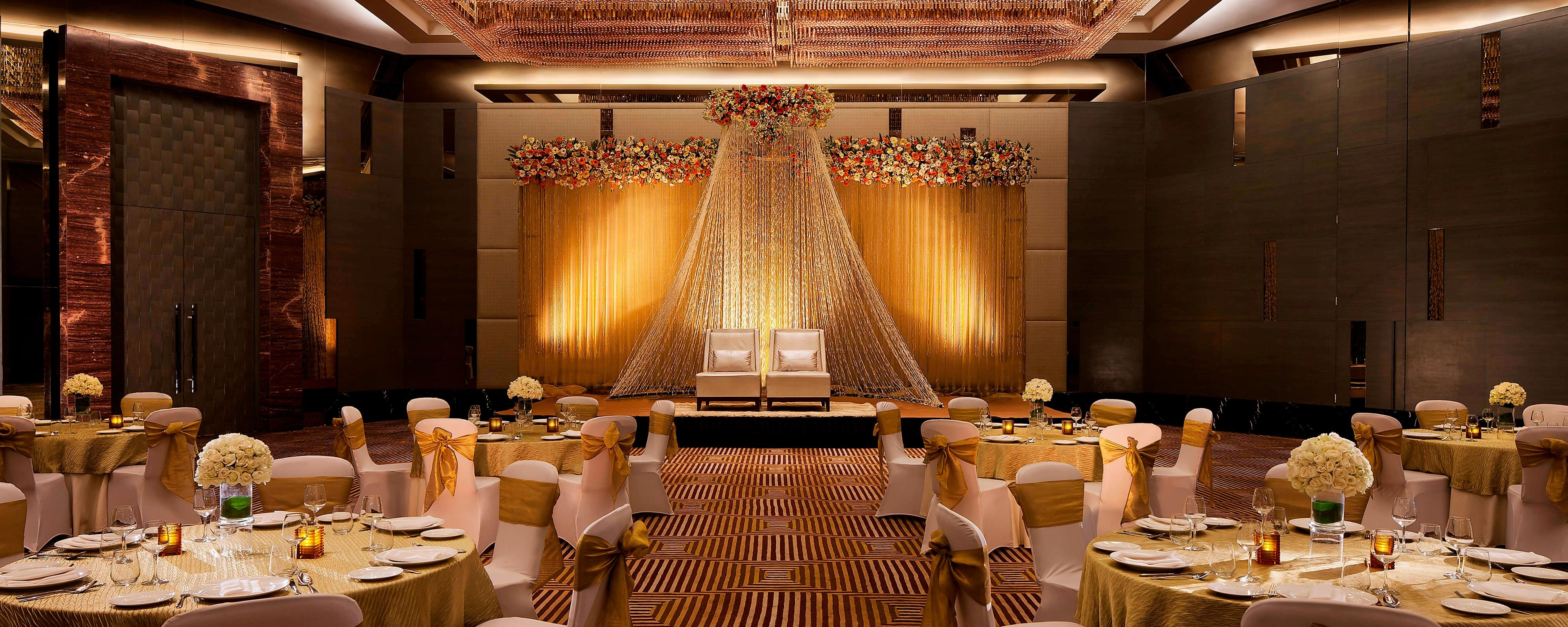 Banquet Halls In Chandigarh Wedding Venues Jw Marriott