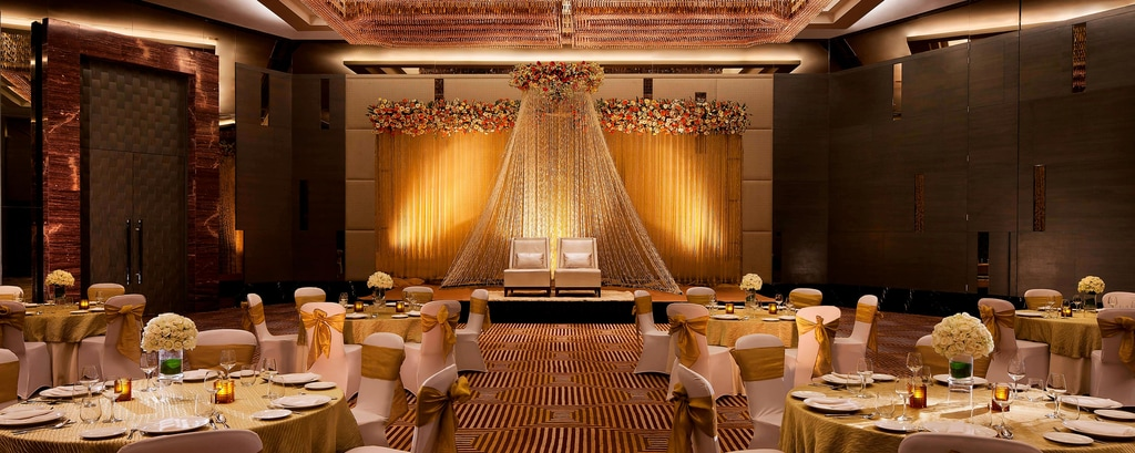 Banquet Halls In Chandigarh Wedding Venues Jw Marriott Hotel
