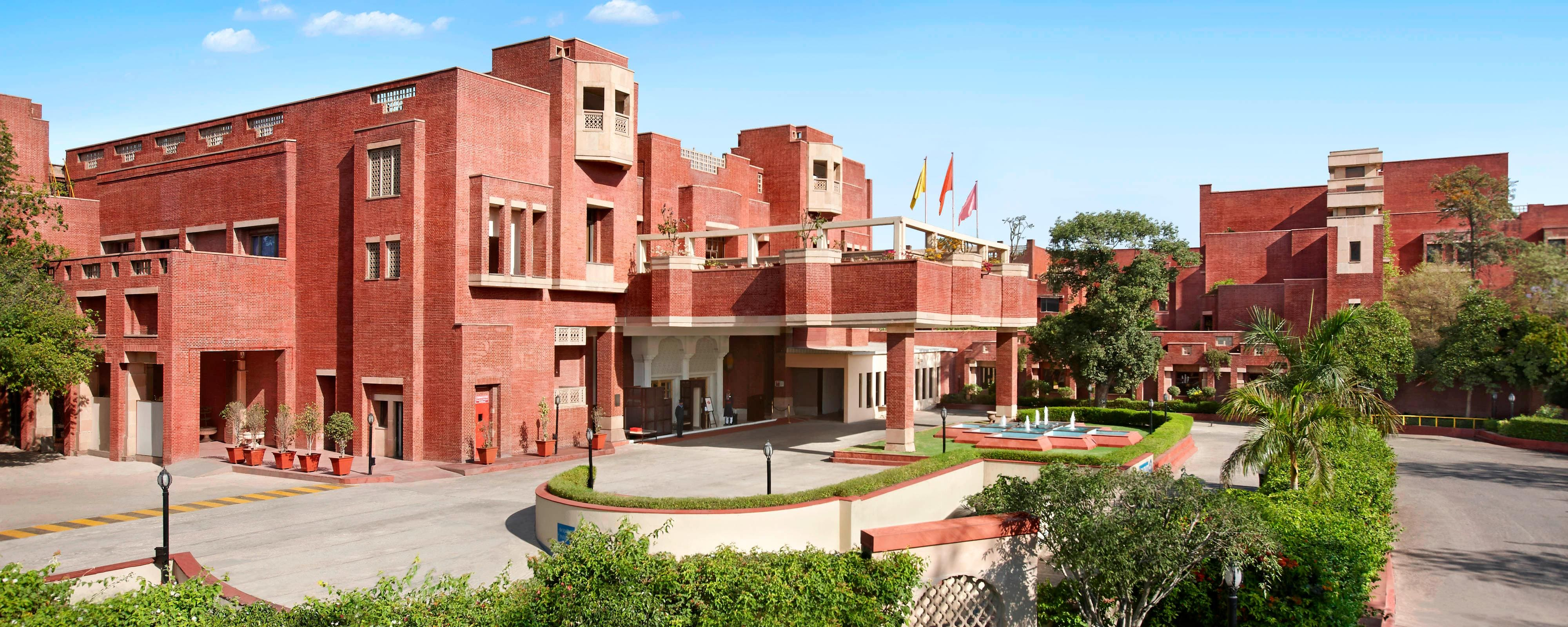 Itc Rajputana A Luxury Collection Hotel Jaipur Jaipur Spg