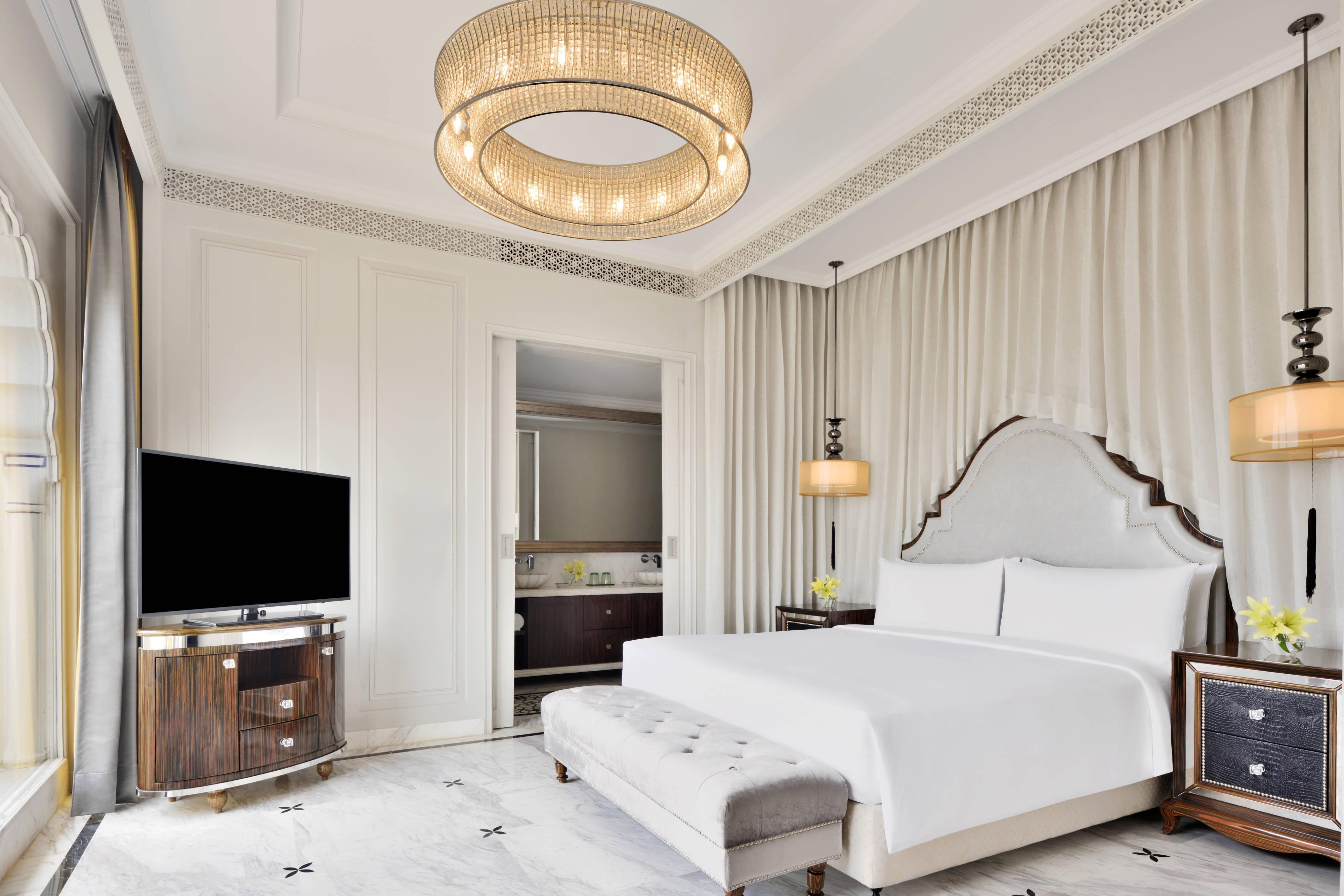 Presidential Suite - Bedroom One