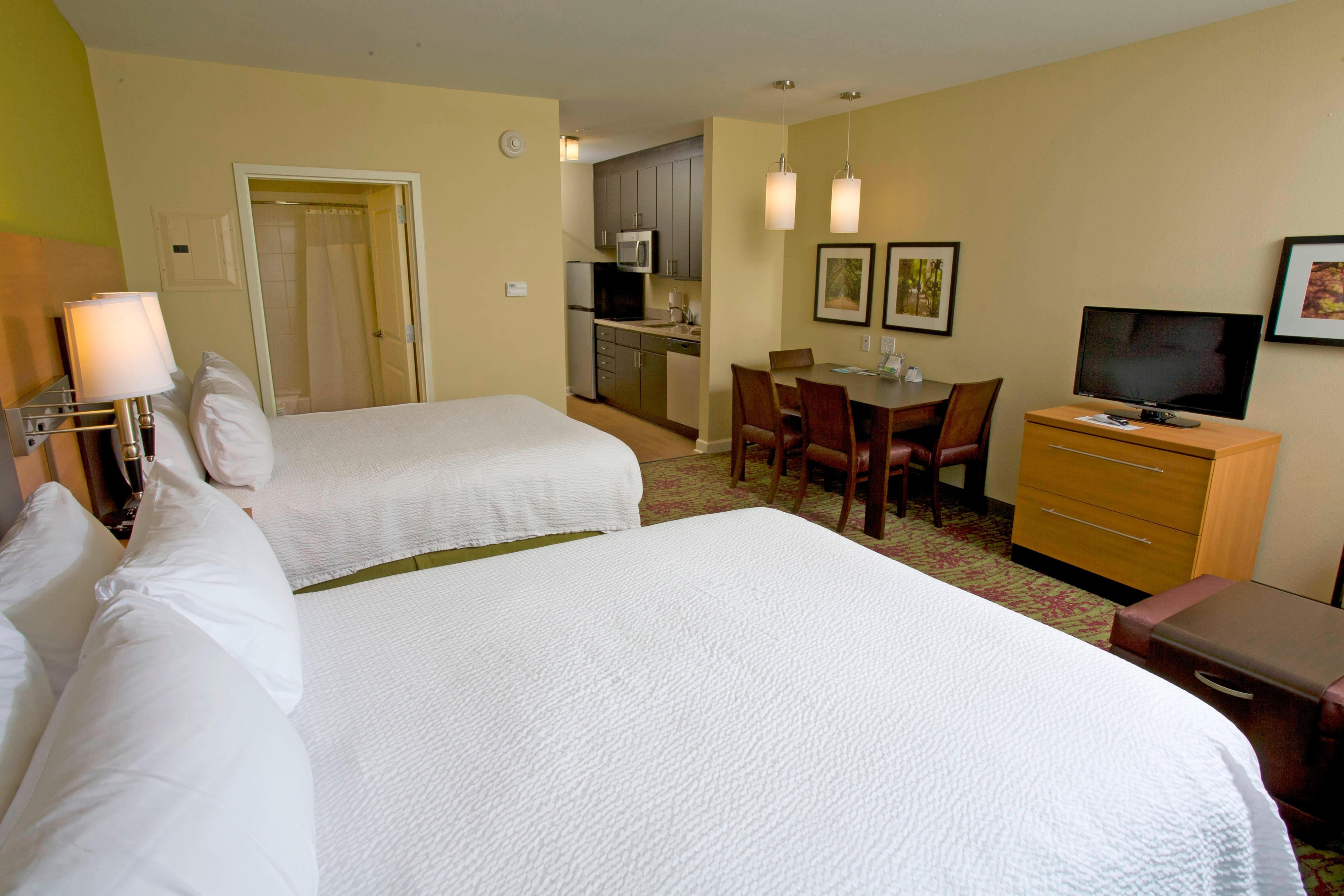Long-Term Stay Hotel in Ridgeland, MS | TownePlace Suites