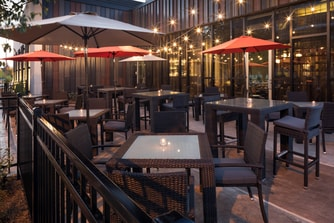 The Westin Jackson Estelle Wine Bar Bistro Patio